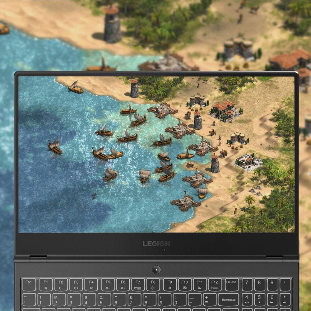 Lenovo Legion Y540 i7 Laptop (81SY00BMSA) With 256GB SSD And 24GB RAM