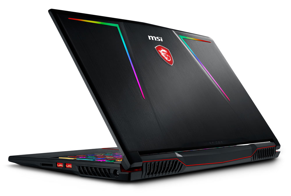 MSI GE63 RAIDER 8SE CORE i7 RTX 2060 GAMING LAPTOP WITH 128GB SSD