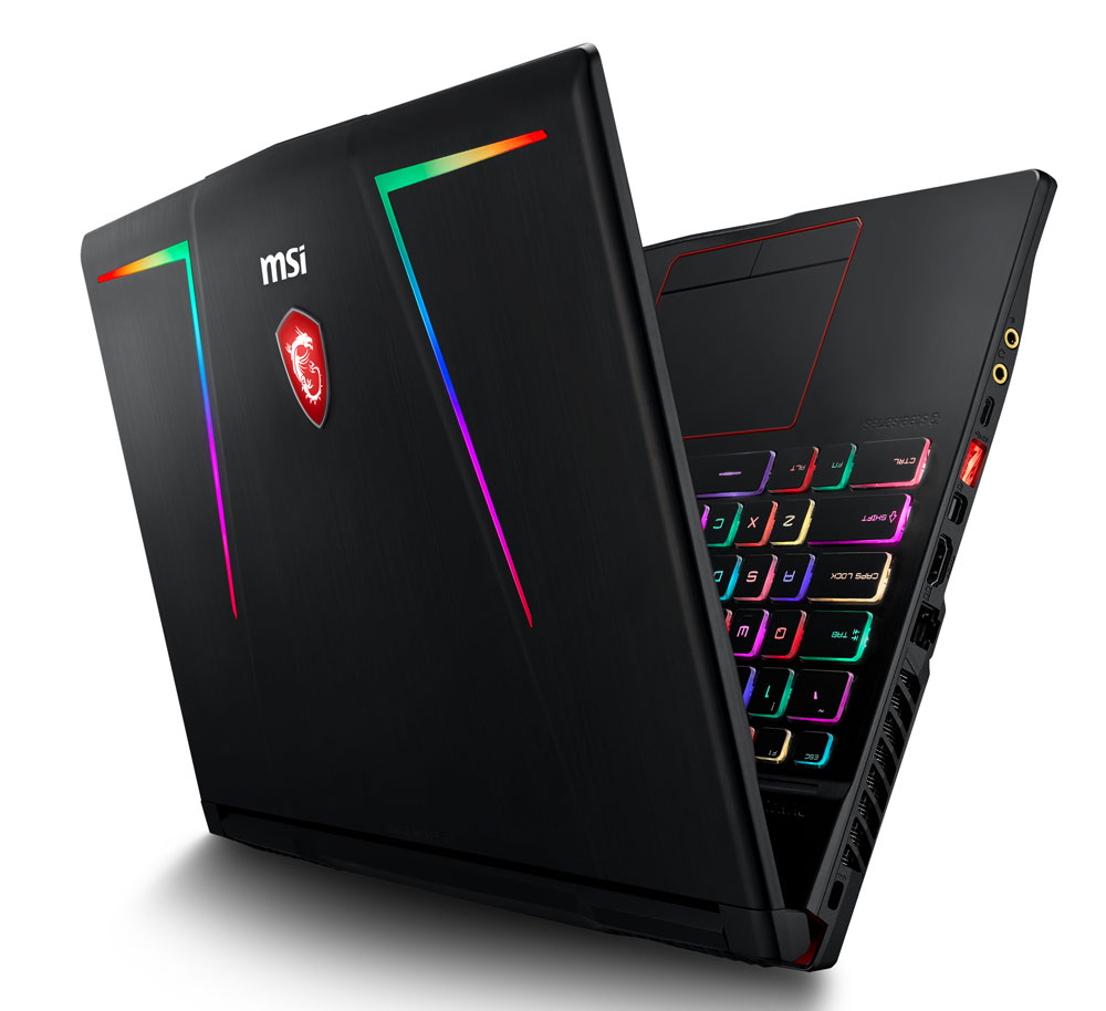 MSI GE63 RAIDER 8SG CORE i7 RTX 2080 GAMING LAPTOP WITH 512GB SSD AND 32GB RAM