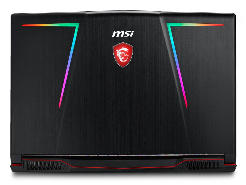 MSI GE73 Raider 8RF Core i7 GTX 1070 4K Gaming Laptop With 16GB RAM