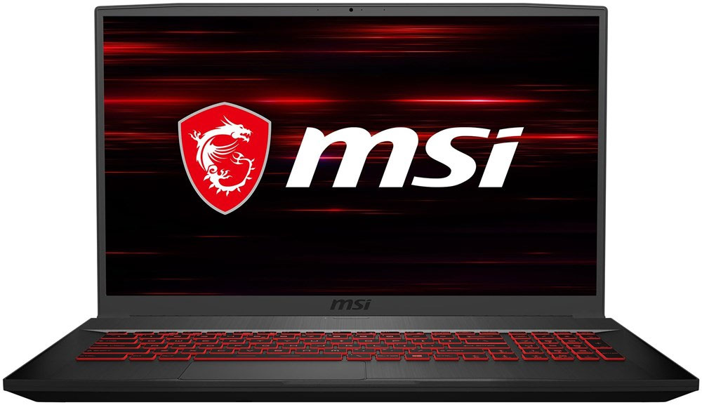 MSI GF75 10SCSR Core i5 GTX 1650 Ti Gaming Laptop