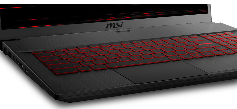 MSI GF75 8RC Core i5 GTX 1050 GAMING LAPTOP DEAL WITH 512GB SSD