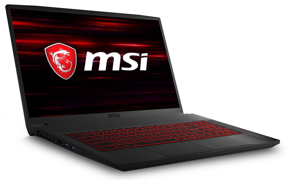 MSI GF75 8RC Core i7 GTX 1050 GAMING LAPTOP DEAL WITH 128GB SSD