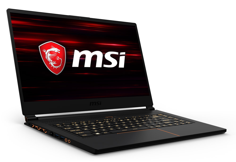 MSI GS65 Stealth 8SF Thin RTX 2070 Gaming Laptop Deal