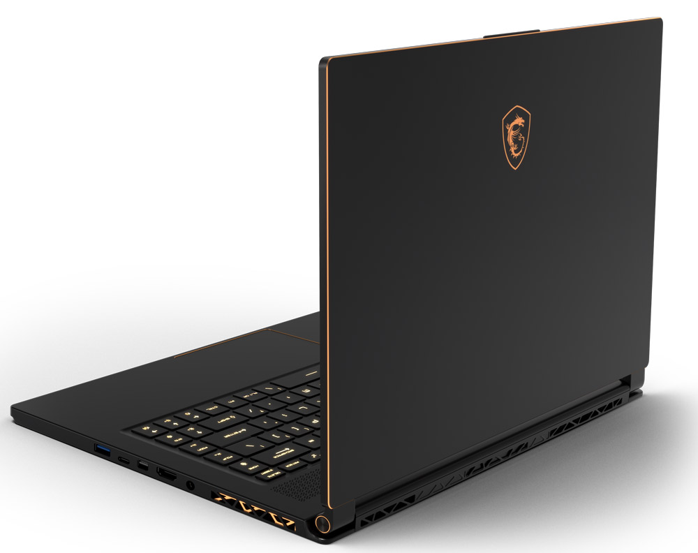 MSI GS65 Stealth Thin 8SE Core i7 RTX 2060 Gaming Laptop Deal