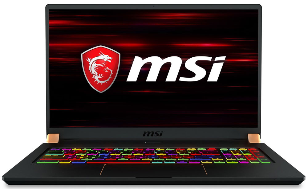 MSI GS75 Stealth 10SGS Core i9 RTX 2080 Super Gaming Laptop
