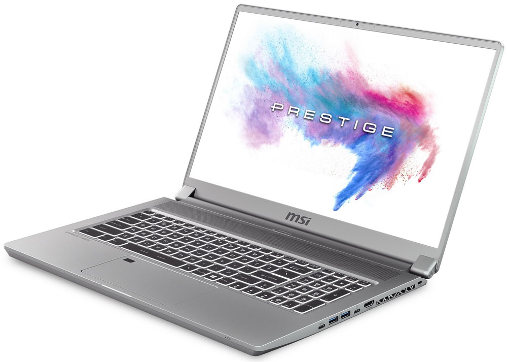MSI P75 Creator 9SE RTX 2060 Professional Laptop Deal