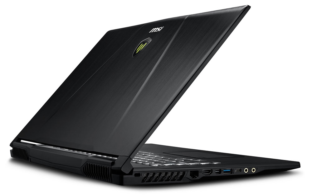 MSI WE73 8SK 8th Generation Xeon E Workstation Laptop