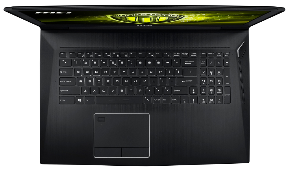 MSI WT75 QUADRO P3200 WORKSTATION 4K LAPTOP WITH 64GB RAM AND 1TB SSD