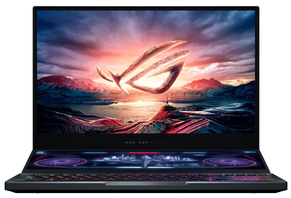 ROG Zephyrus Duo 15 Core i9 RTX 2080 Super 4K Gaming Laptop